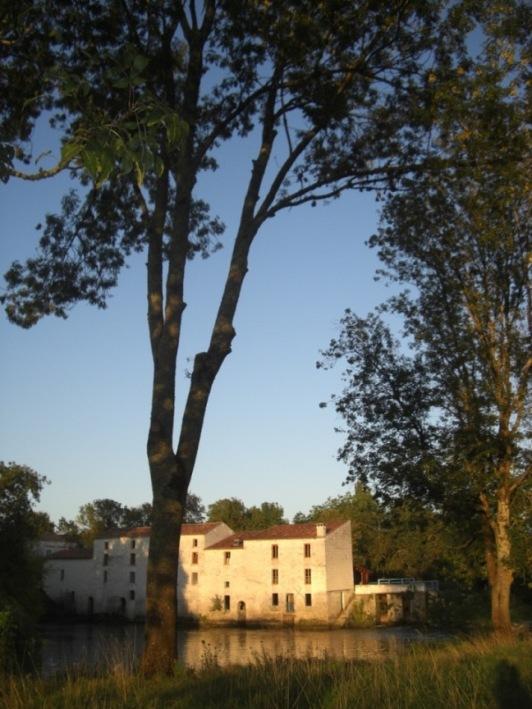Le Moulin de la Baine Restaurant
