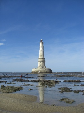 Lighthouse le Phare du Cordouan near Royan